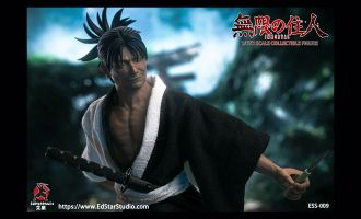 EdStar Studio ESS-009 Blade of Immortal Manji 1/6  action figure Banner