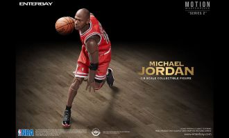 ENTERBAY-MM-1207-MOTION-MASTERPIECE-NBA-COLLECTION-MICHAEL-JORDAN