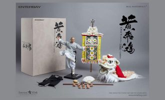 ENTERBAY-Once-Upon-a-Time-in-China-Wong-Fei-hung-Collectible-Figure