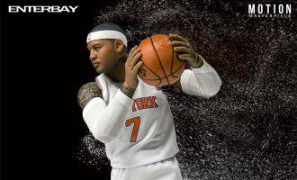 Enterbay MM-1206 MOTION MASTERPIECE 1/9 NBA Carmelo Anthony