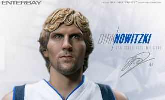 ENTERBAY RM-1071 NBA COLLECTION DIRK NOWITZKI
