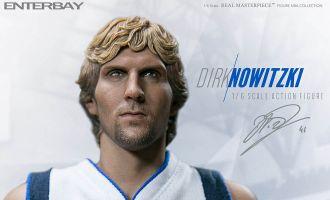 ENTERBAY RM-1071 NBA COLLECTION DIRK NOWITZKI