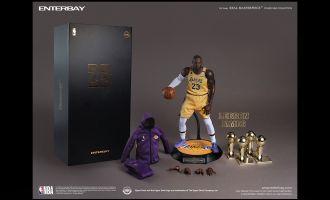 ENTERBAY RM1084 LEBRON JAMES NBA COLLECTION BANNER