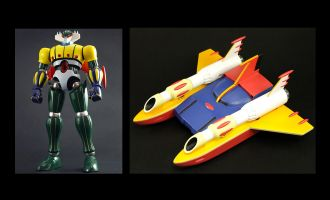 EVOLUTION-TOY-DYNAMITE-ACTION-KOUTETSU-JEEG-&-BIG-SHOOTER-BUILD-UP-SET