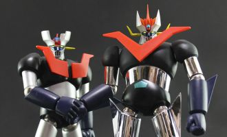 Evolution Toy Dynamic Action GK Limited Mazinger Z & Great Mazinger Hong Kong Exclusive Set
