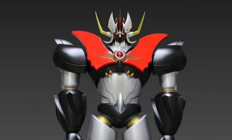 EVOLUTION TOY METAL SPECIAL MAZINKAISER BODY PARTS FOR METAL ACTION KAISER PILDER