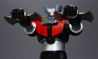 Evolution Toys Mazinger Z Grand Action Bigsize Model Action Figure Mazinger Z Comics Ver. 40 cm Mazinga Z