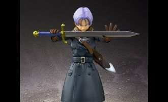 FIGUARTS SH DRAGON BALL XENOVERSE TRUNKS FIGUARTS