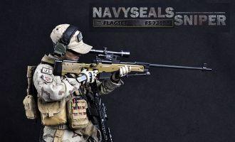 FLAGSET FS-73004 NAVYSEALS SNIPER
