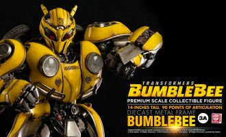 HASBRO-X-3A-TRANSFORMERS-BUMBLEBEE-PREMIUM-SCALE-DIECAST-METAL-FRAME