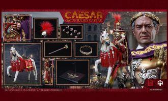 HHMODEL x HAOYUTOYS HH18025 Imperial Army- Julius Caesar Suit version Banner