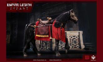 HHmodel x HaoYuTOYS  HH18042 Warhorse Connodo 1/6 Imperial Legion-Tyrant Banner