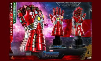 HOT-TOYS-ACS009-AVENGERS-ENDGAME-NANO-GAUNTLET-1/4-HULK-VERSION