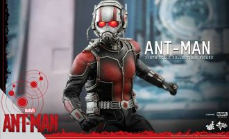 HOT TOYS MMS308 ANT-MAN ANT-MAN