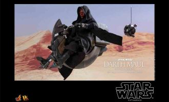 Hot-Toys-DX17-Star-Wars-Episode-I-The-Phantom-Menace-Darth-Maul-with-Sith-Speeder
