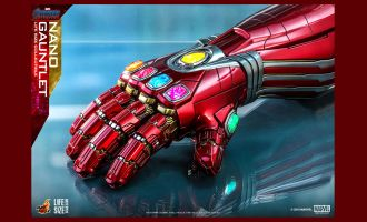 HOT-TOYS-LMS007-AVENGERS-ENDGAME-THE-NANO-GAUNTLET-1/1-LIFE-SIZE