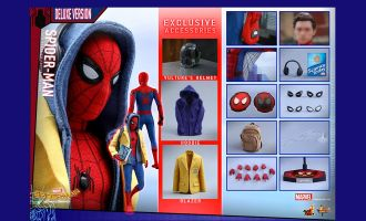 Hot-Toys-MMS426-Spider-Man-Homecoming-Spider-man-Deluxe-Version