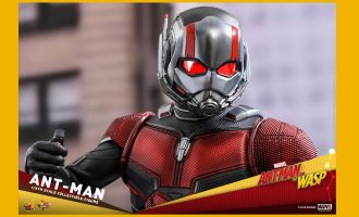 HOT TOYS MMS497 ANT-MAN AND THE WASP ANT-MAN