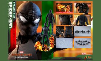 HOT-TOYS-MMS541-SPIDER-MAN-FAR-FROM-HOME-SPIDER-MAN-STEALTH-SUIT-DELUXE-EDITION