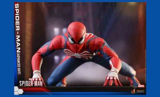 HOT TOYS VGM31 MARVEL'S SPIDER-MAN ADVANCED SUIT