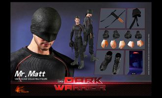HOT HEART FD007 MR. MATT MURDOCK The Dark Warrior Daredevil