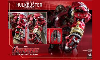 HOT TOYS ACS006 AVENGERS AGE OF ULTRON HULKBUSTER ACCESSORIES COLLECTIBLE SET