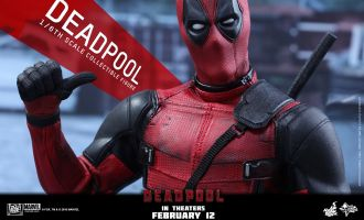 HOT TOYS MMS347 DEADPOOL 1