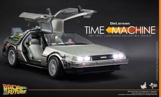 DeLorean T. Machine - MMS260