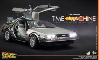 DeLorean T. Machine - MMS260