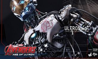 HOT TOYS MMS292 AVENGERS ULTRON MARK I