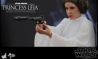 HOT TOYS MMS298 STAR WARS PRINCESS LEIA