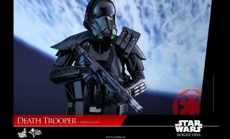 HOT TOYS MMS385 STAR WARS ROGUE ONE DEATH TROOPER SPECIALIST