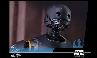 HOT TOYS MMS406 STAR WARS ROGUE ONE K-2SO NORMAL