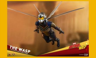 HOT TOYS MMS498 ANT-MAN AND THE WASP THE WASP