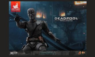 Deadpool Dusty Version MMS505