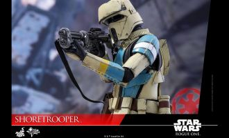 HOT TOYS MMS389 STAR WARS ROGUE ONE SHORETROOPER
