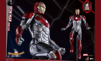 HOT TOYS PPS004 IRON MAN MARK XLVII POWER POSE