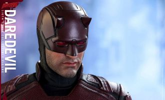 HOT TOYS TM003 DAREDEVIL DAREDEVIL