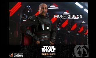 Hot Toys TMS019 Star Wars The Mandalorian Moff Gideon Banner