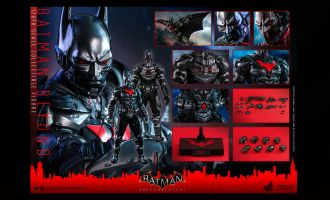Hot Toys VGM39 Batman Arkham Knight Batman Beyond
