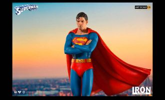 Iron-Studios-Superman-The-Movie-Art-Scale-1/10-Statua