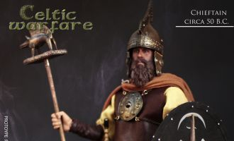 Kaustic Plastik KP11B Chieftain War Leader The Celtic Warfare