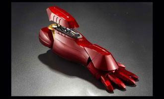 KB20056 Wearable Left Arm & Palm 1:1 Iron Man MK7  IRON MAN MK7 ARM MARK VII PROPS SIZE