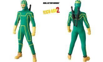 Medicom Rah-674 Kick-ass 2 Kick-ass