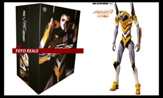 MEDICOM RAH628 REAL ACTION HEROES NEO EVANGELION 2.0 UNIT 00 YELLOW