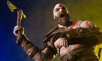 MONDO-God-of-War-Kratos-1/6-ACTION-FIGURE