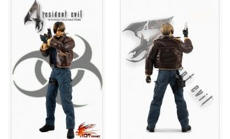 TOYS POWER RESIDENT EVIL 4 LEON S. KENNEDY JACKET VERSION
