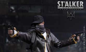 VTS STALKER NIGHTMARE WATCH DOGS AIDEN PEARCE VM016