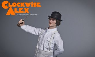 CRAFTONE CT011 ALEX DELARGE ARANCIA MECCANICA A CLOCKWORK ORANGE
