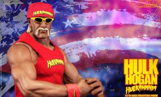 STORM COLLECTIBLES HULKAMANIA HULK HOGAN LIMITED EDITION EXCLUSIVE BONUS